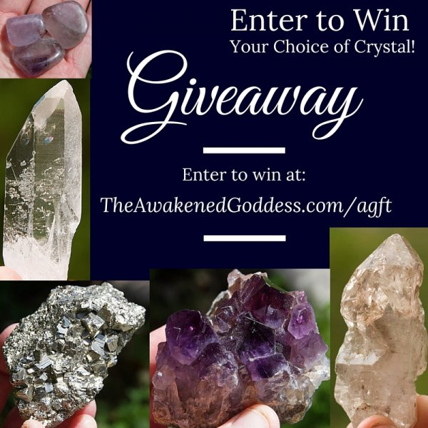 A Goddess's Favorite Things Giveaway