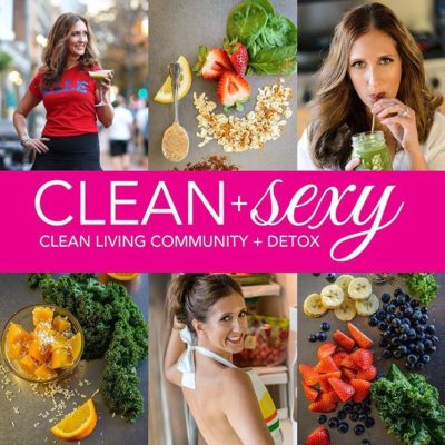 Clean Living Lisa Consiglio Ryan