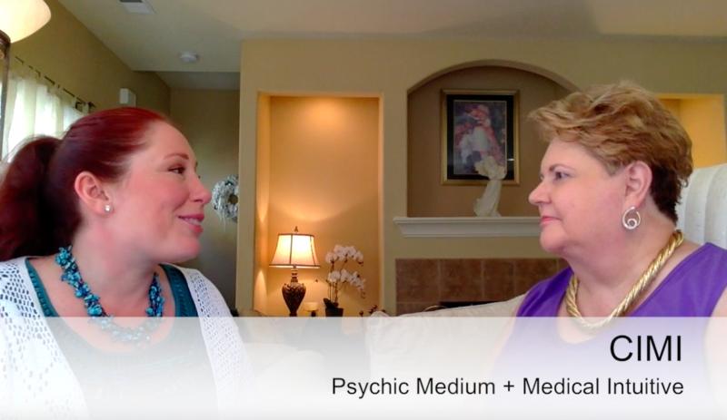 Cimi psychic medium