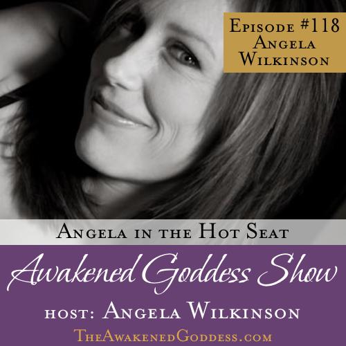 Angela in the Hot Seat – Angela Wilkinson