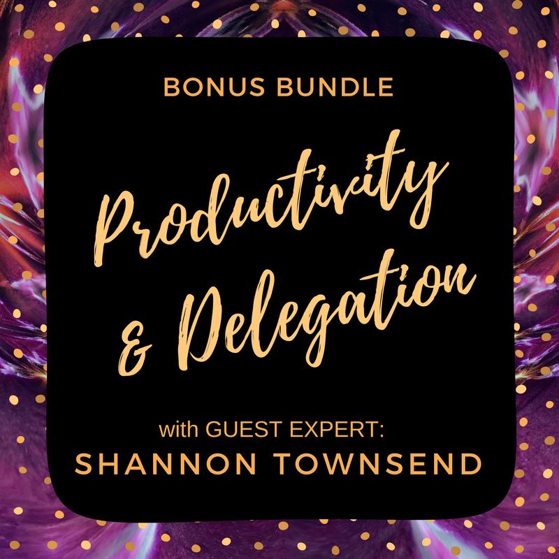Shannon Townsend Bundle