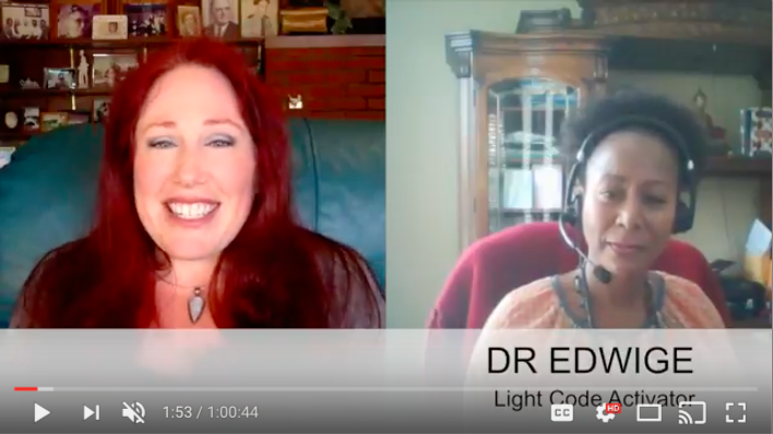 #158: 10 Stages of Consciousness – Dr. Edwige