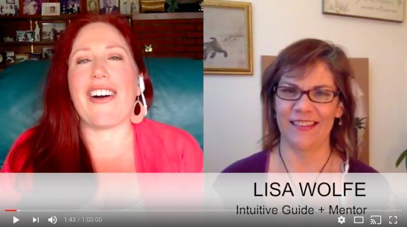 #161 Removing Energetic Barriers – Lisa Wolfe