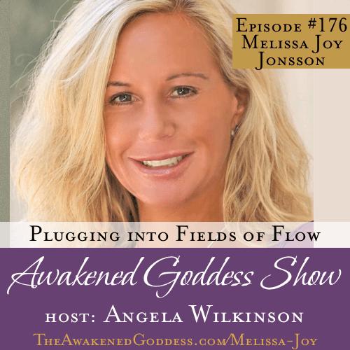 Plugging into Fields of Flow – Melissa Joy Jonsson