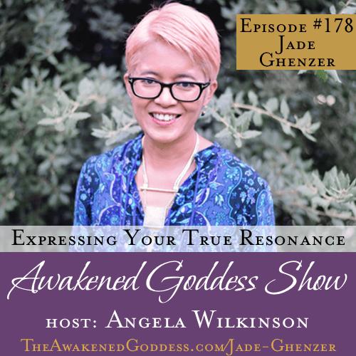 Expressing Your True Essence – Jade Ghenzer