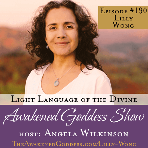 Light Language of the Divine – Lilly Wong